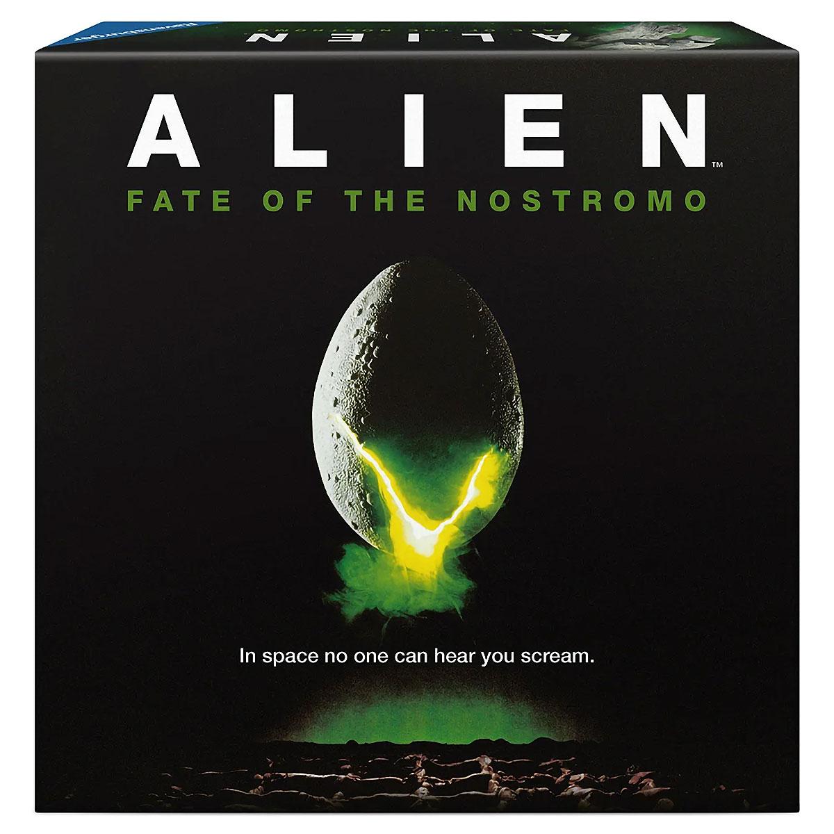Alien Fate of the Nostromo Board Game