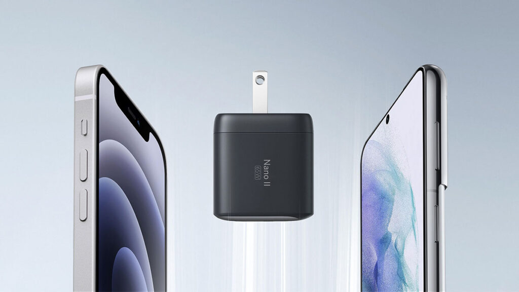 Anker 2nd-Generation GaN Chargers