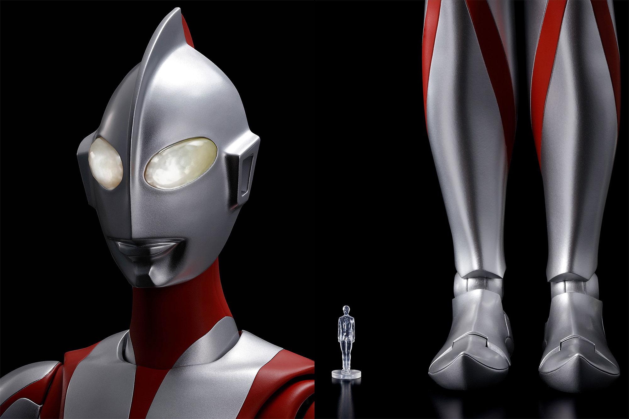 Bandai Dynaction Shin Ultraman Figure