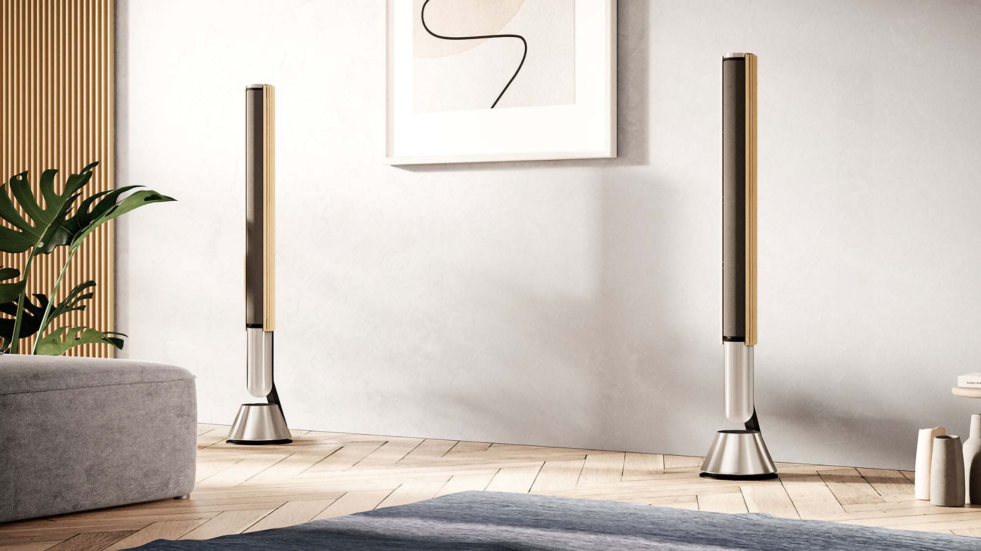 Bang & Olufsen Beolab 28 Hi-res Wireless Stereo Speakers