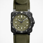 Bell & Ross BR 03-92 Diver Military: A Dive Watch With Military Vibe. Need We Say More?