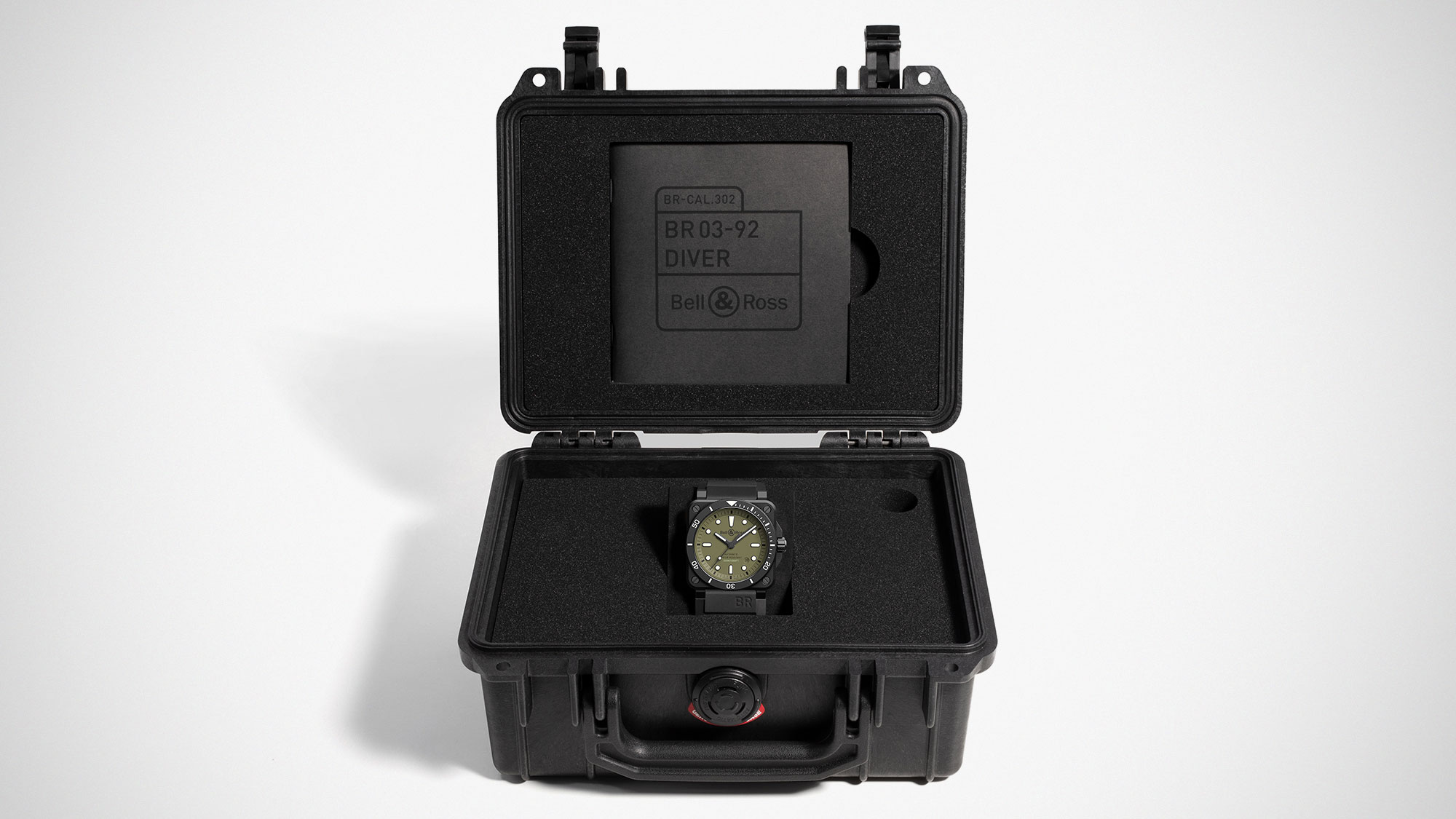 Bell & Ross BR 03-92 Diver Military Watch