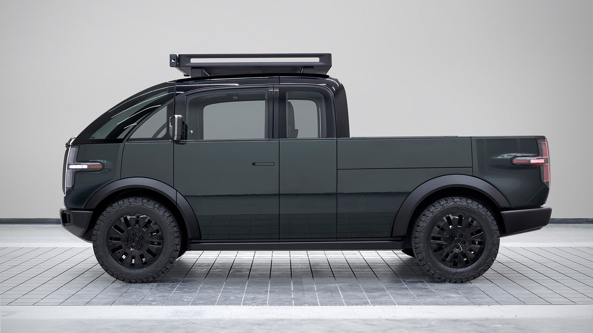Canoo All-electric Pickup Truck