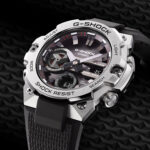 This Is G-Shock G-Steel GSTB400-1A, The Slimmest G-Steel Watch Yet At 12.9mm