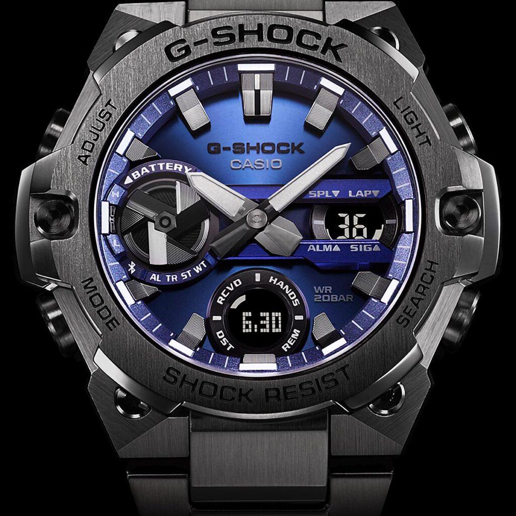 Casio G-Shock G-Steel GSTB400-1A Watch