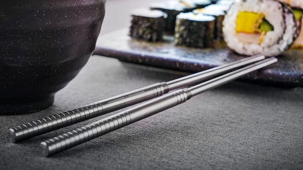 ChopChucks Reusable Chopsticks and Skill Toy