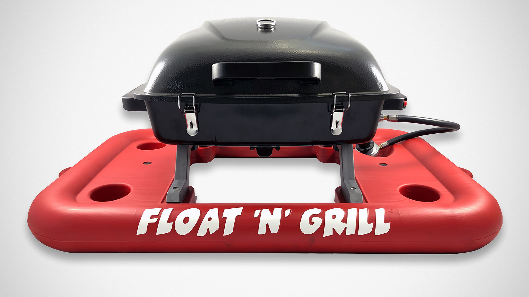 Float 'N' Grill Portable Propane Grill