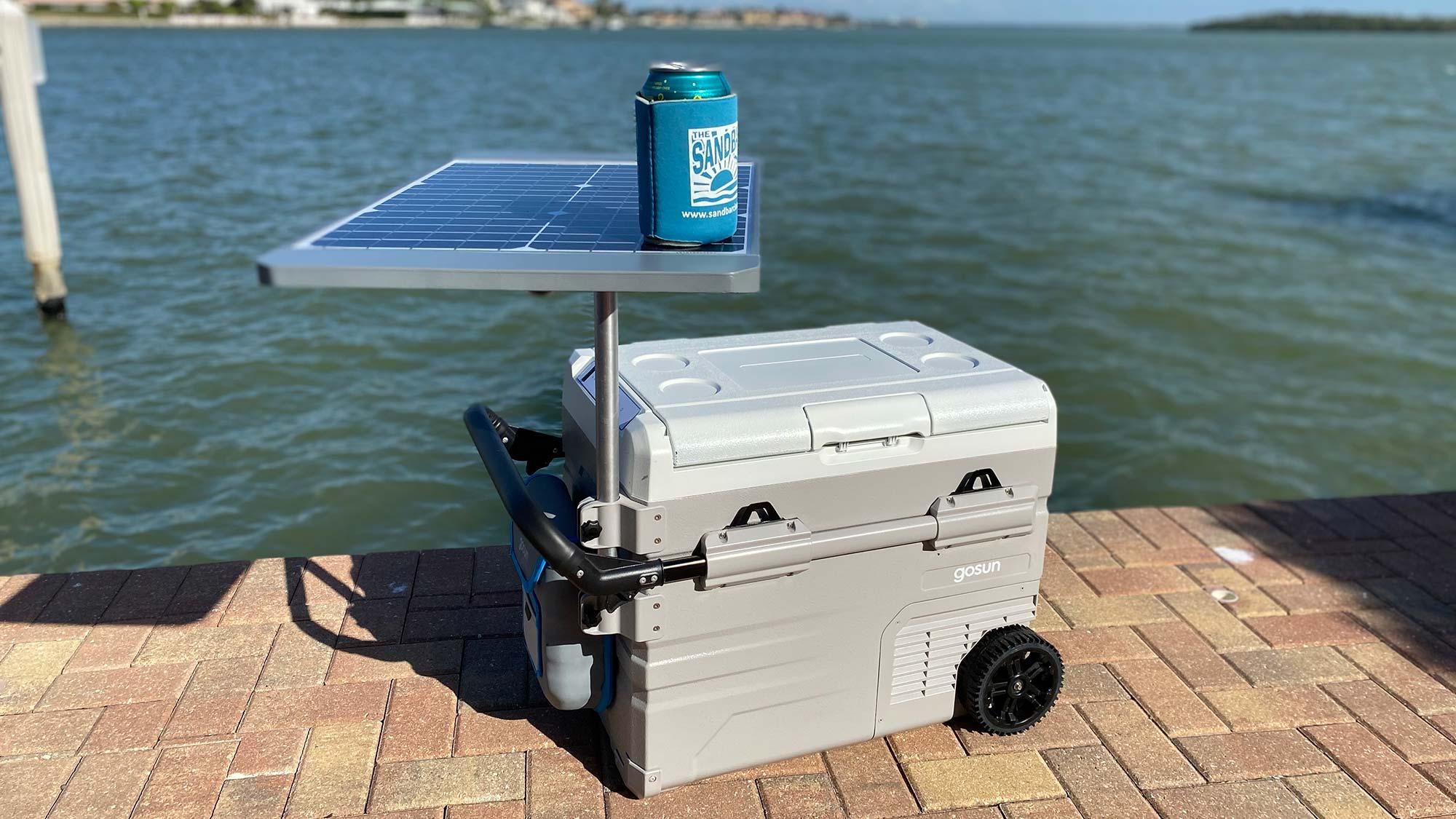 GoSun Chillest Electric Cooler Indiegogo