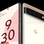 These Google Pixel 6 Images Are Purportedly Rendered Based On Actual Pixel Devices