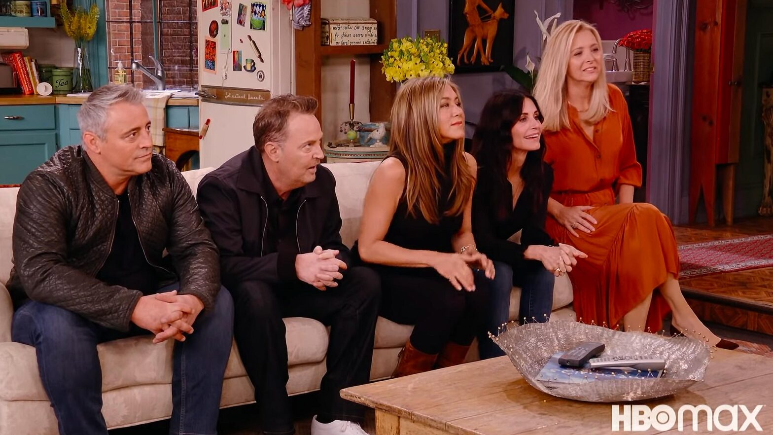 HBO Max Friends: The Reunion Official Trailer