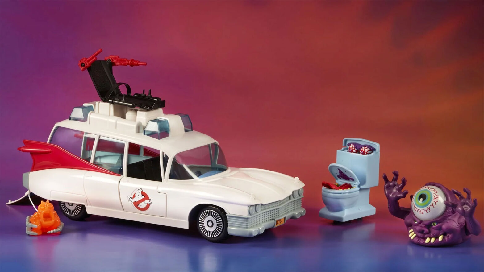 Hasbro Kenner 80s Ghostbusters Toys