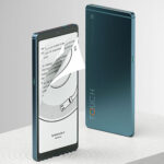 This Is HiSense Touch, The World's First eReader With MP3 Player