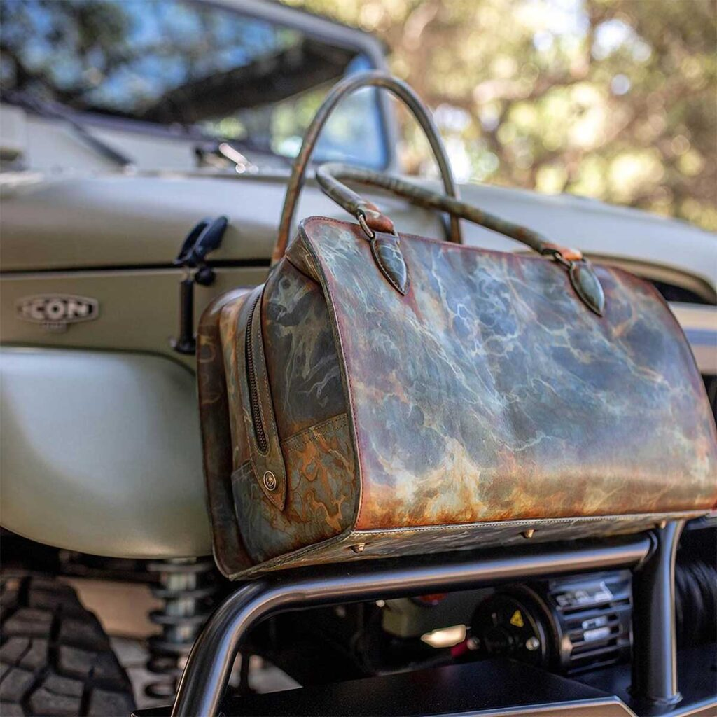 ICON4x4 One-of-a-Kind Weekend Bag
