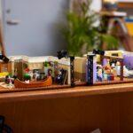 Iconic Apartments From NBC Sitcom <em>Friends</em> Immortalized As LEGO Set