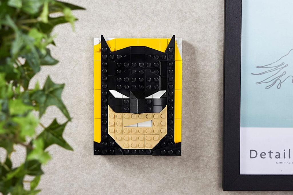 LEGO 40386 Batman Illustration