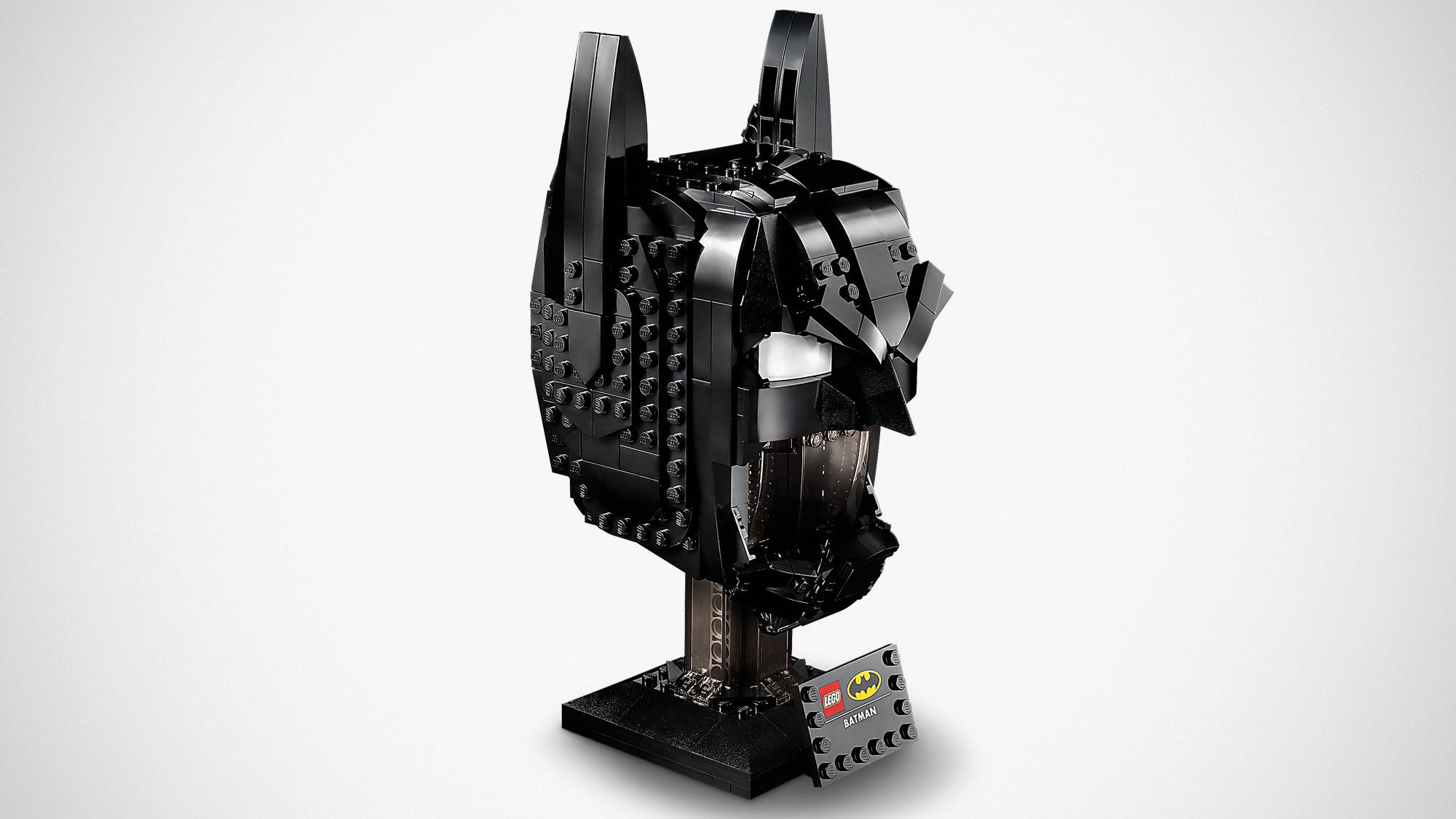 LEGO 76182 DC Batman: Batman Cowl