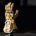 There Is Finally An Official LEGO Infinity Gauntlet, But It Ain't Huge As It Should