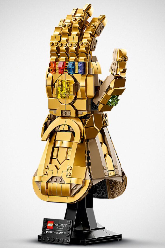 LEGO 76191 Infinity Gauntlet Building Set