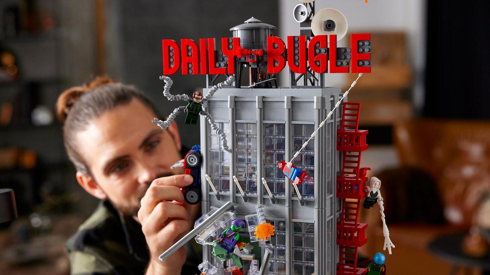 LEGO 766178 Spider-Man Daily Bugle Set
