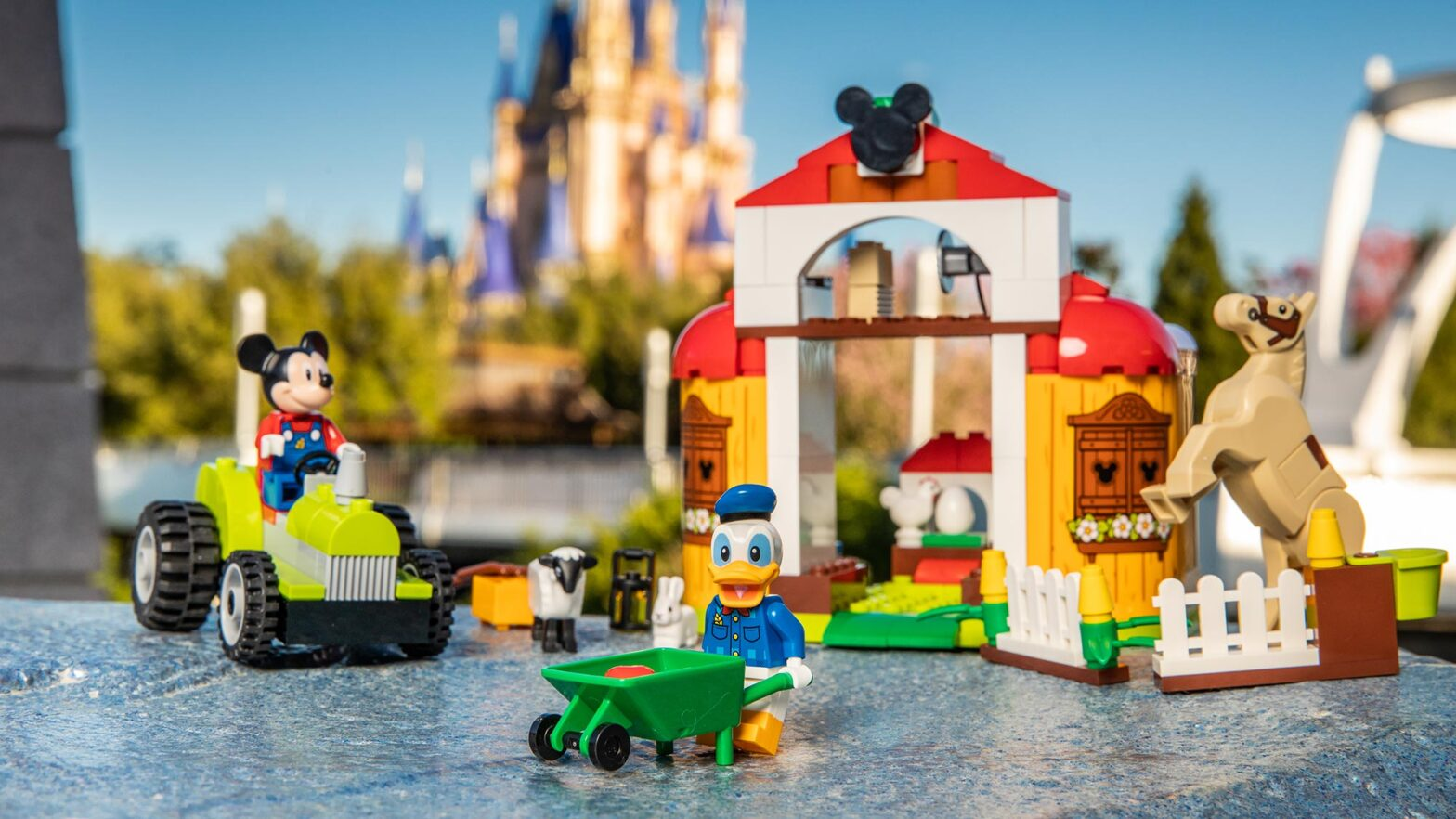 LEGO Disney Mickey and Friends for Preschoolers