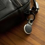 This AirTag Keychain Has Same Level Of Class As Hermès, But At Just 1/8 Of The Price