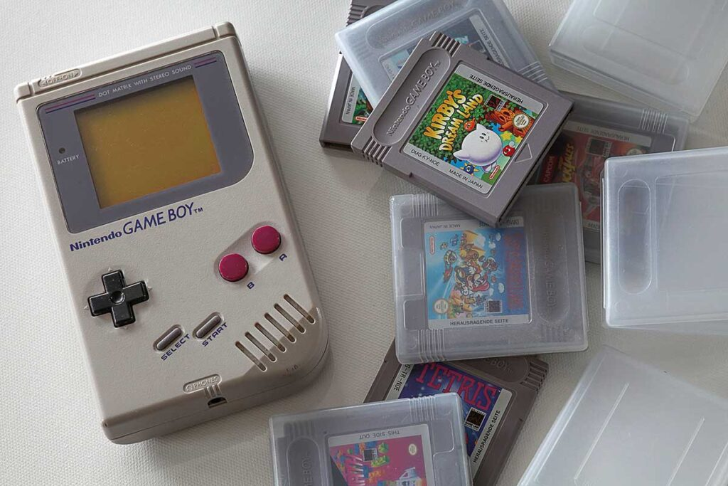 List of Once Popular Forgotten Video Games