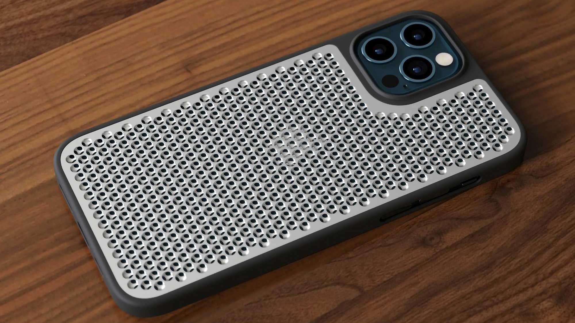 Mac Pro Cheesegrater iPhone Case