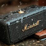 Marshall Emberton, Marshall's Smallest Speaker Yet, Touts Multi-directional Sound