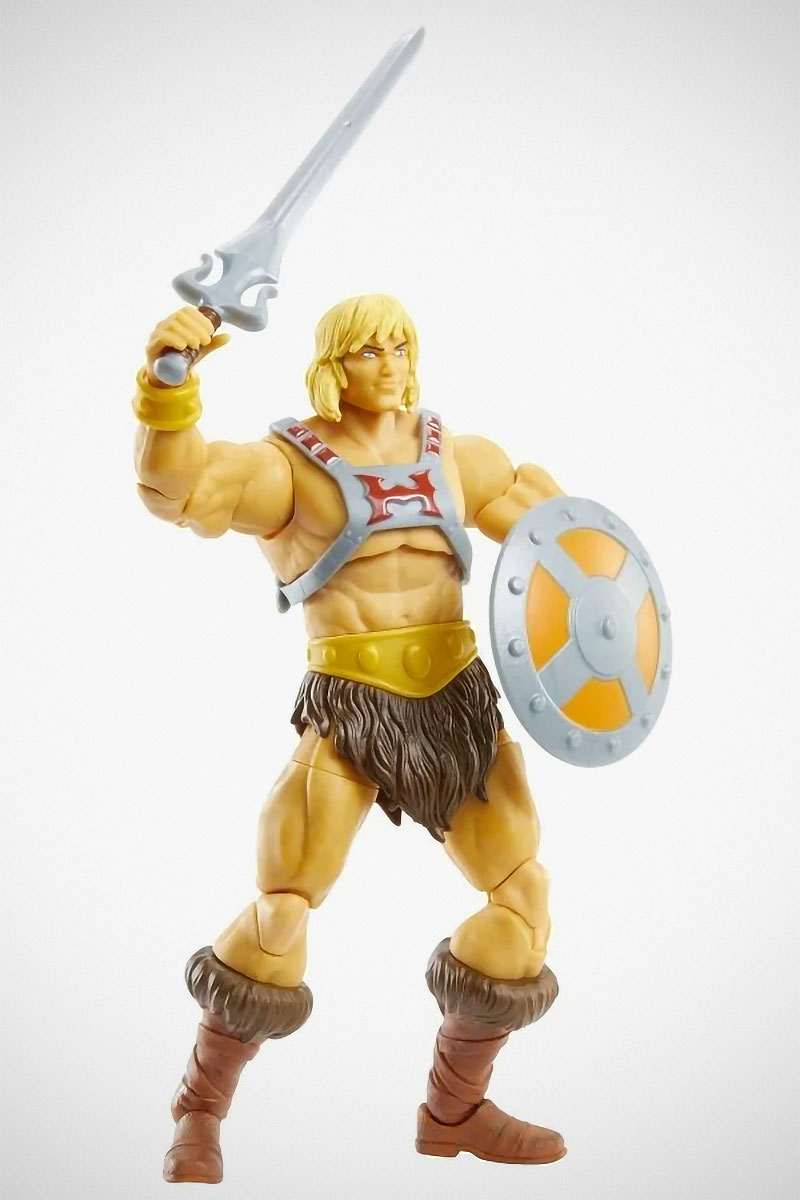 Masters of the Universe Revelation Action Figures