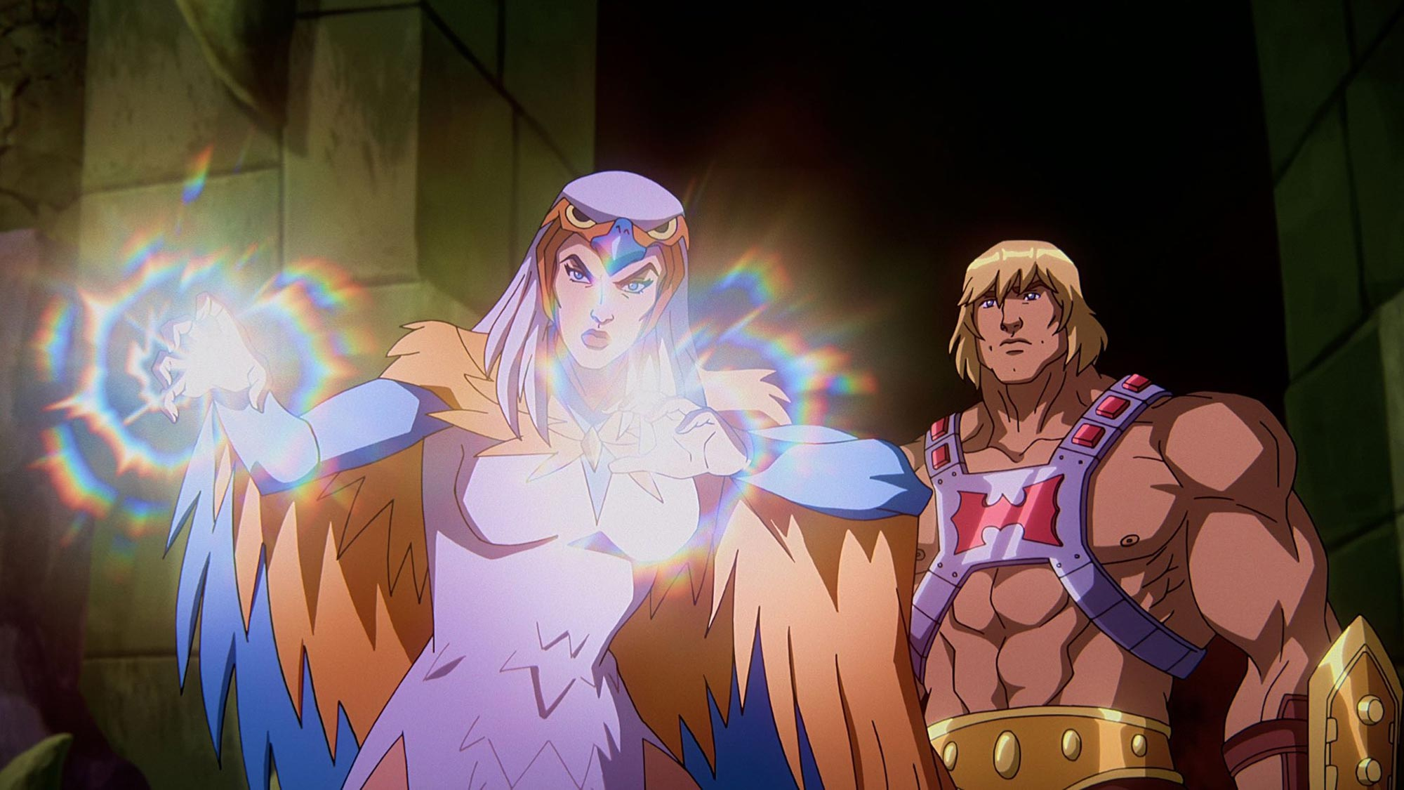 Netflix Masters of the Universe Revelation First Look