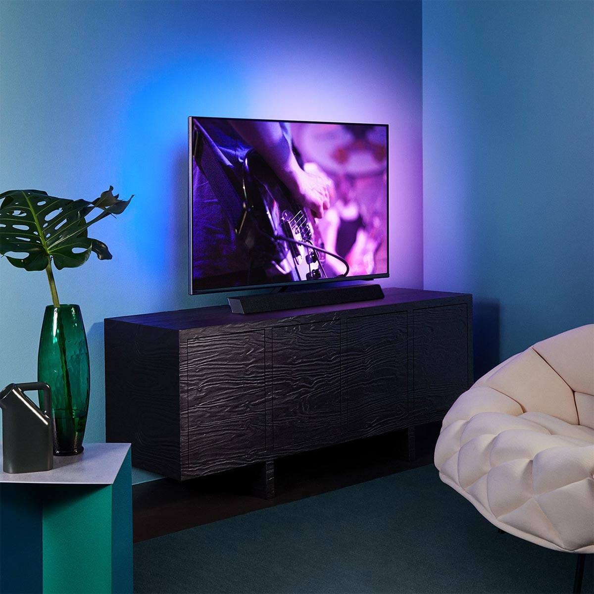 Philips TV with Sound by Bowers & Wilkins