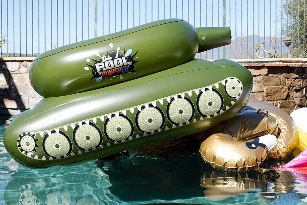 Pool Punisher Inflatable Pool Toy
