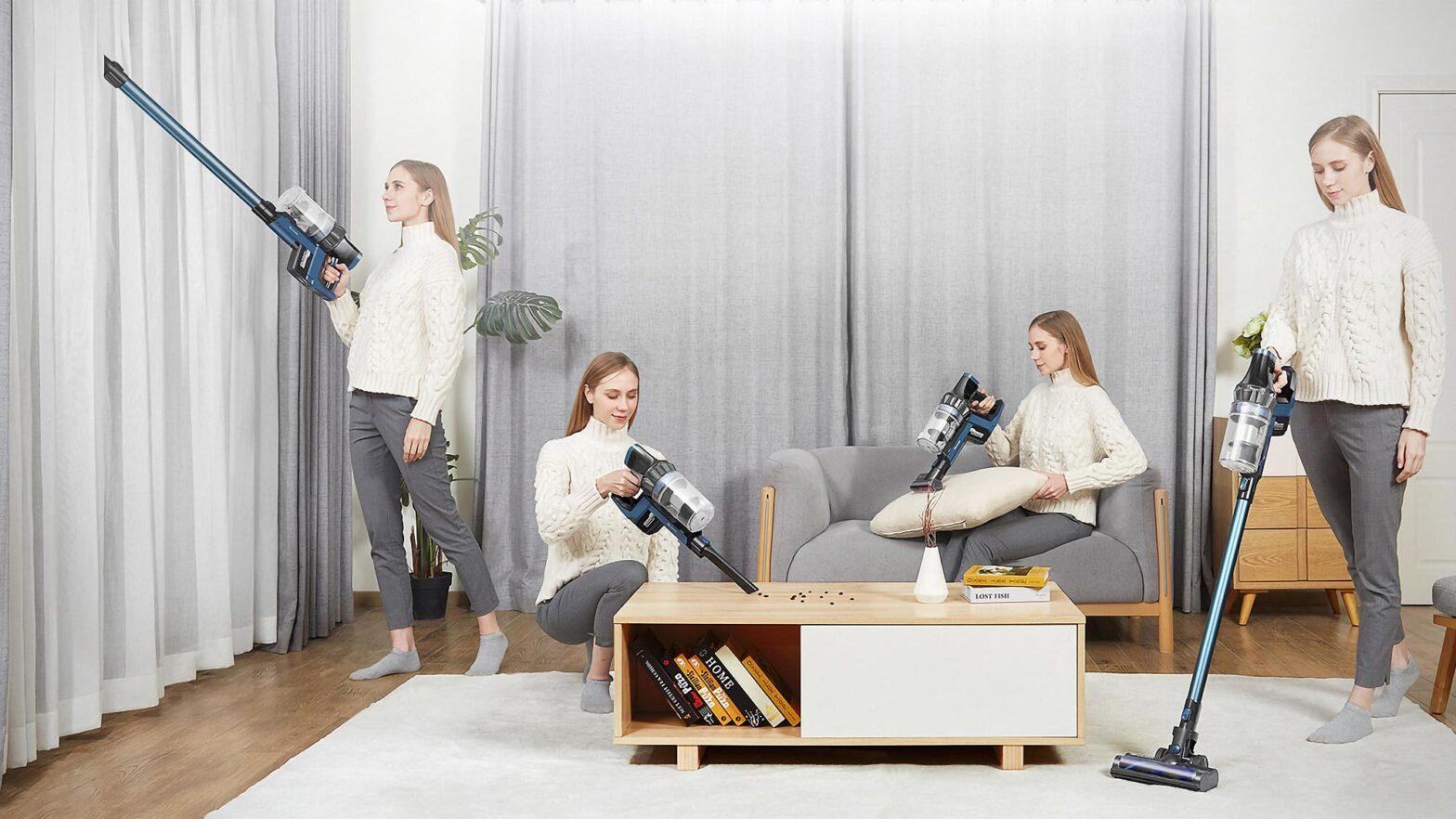 Proscenic P10 Pro Cordless Vacuum Cleaner