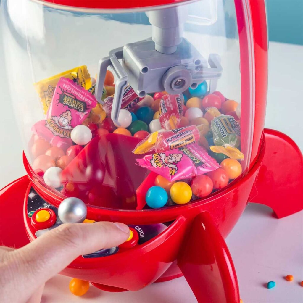 Rocket Candy Grabber from Firebox