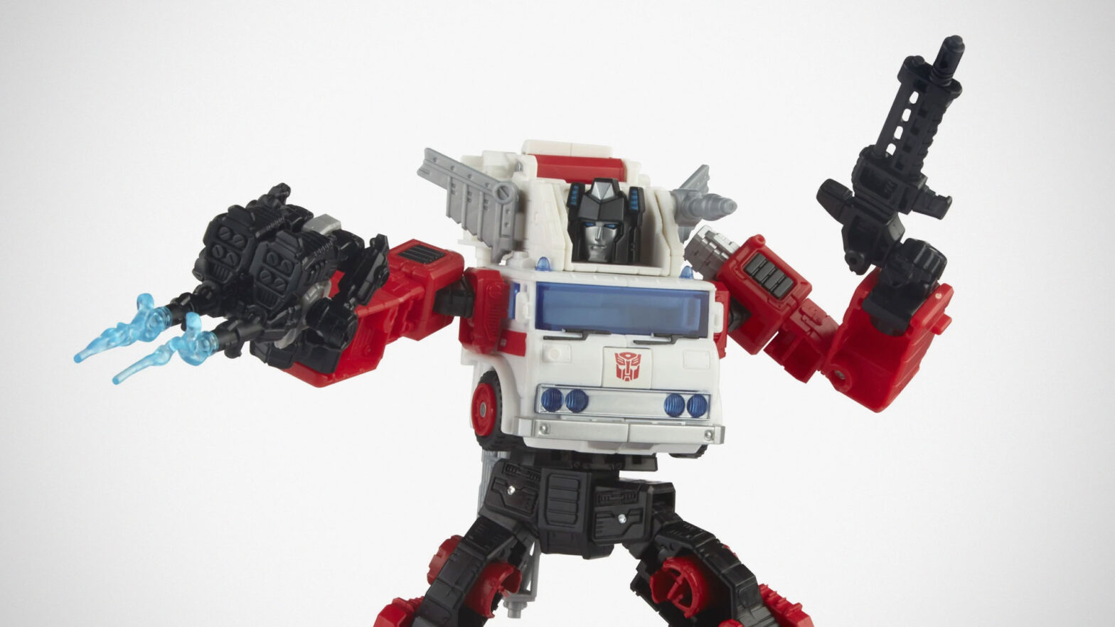 Transformers Generations Selects Voyager WFC-GS26 Artfire & Nightstick