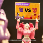 Hasbro In China Shared Funny <em>Transformers</em> Kingdom And Studio Series Stop Motion Video