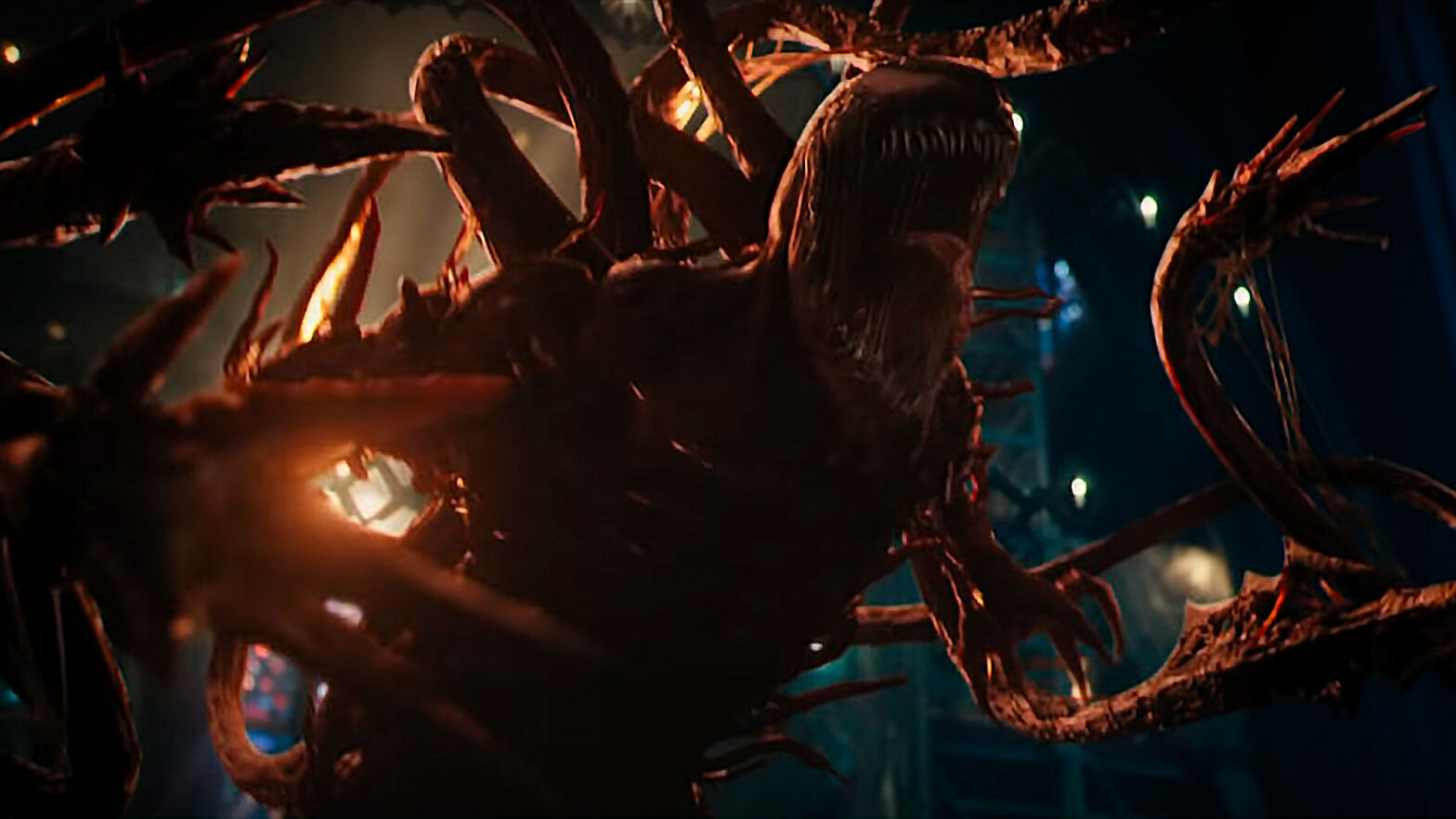 Venom Let There Be Carnage Official Trailer