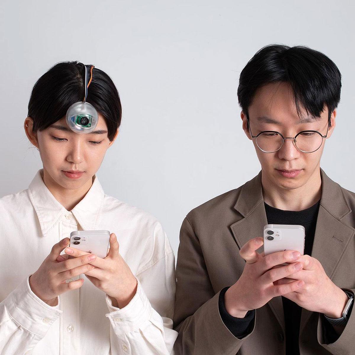 Wearable Third Eye by Minwook Paeng