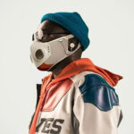 will.i.am Collab With Honeywell For High-tech Face Mask With In-ear Headphones