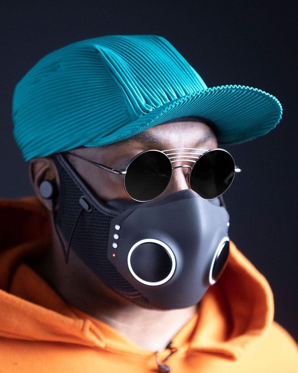 Xupermask x Honeywell Face Mask