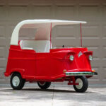 This Cute Tiny Electric Vehicle From The 60s Is Going Under The Hammer