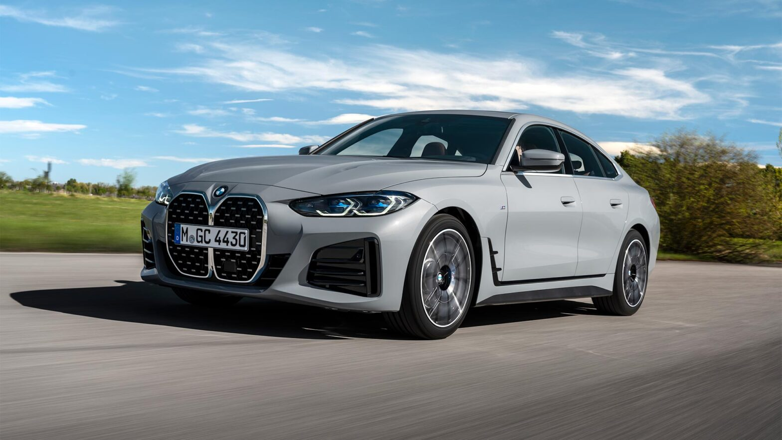 2022 BMW 4 Series Gran Coupe Revealed
