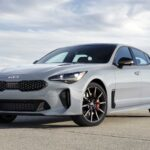 Built-For-U.S. Market 2022 Kia Stinger Scorpion Special Edition Arrives In The U.S.