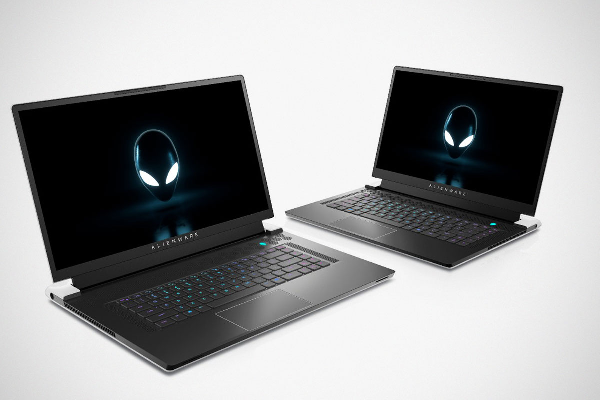 Alienware x15 and x17 Gaming Laptops