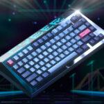 Meet Cyberboard R2 Le Smoking, A US$580 Keyboard Inspired By Saint Laurent