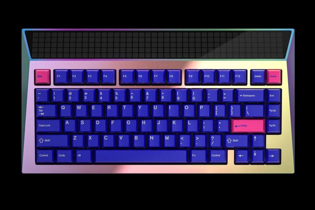 Angry Miao Cyberboard R2 Le Smoking Keyboard