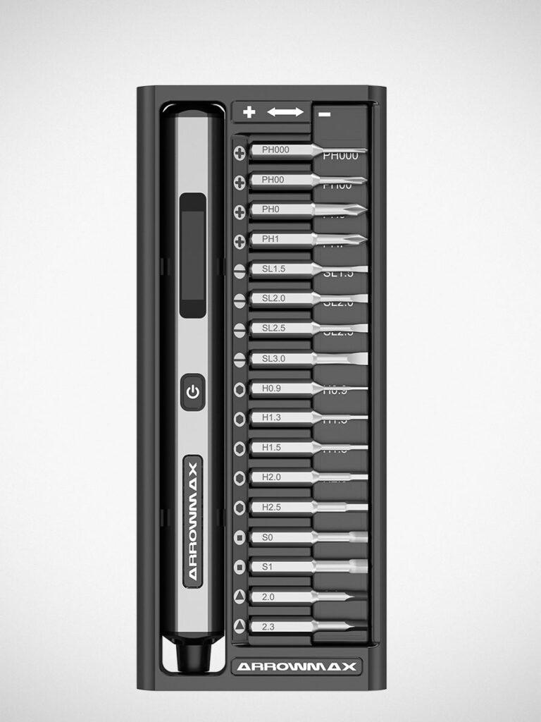 Arrowmax SES Pro Electric Screwdriver Kickstarter