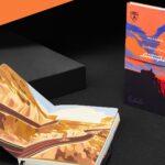 Automobili Lamborghini Collaborated With Moleskine For Special Edition Notebook