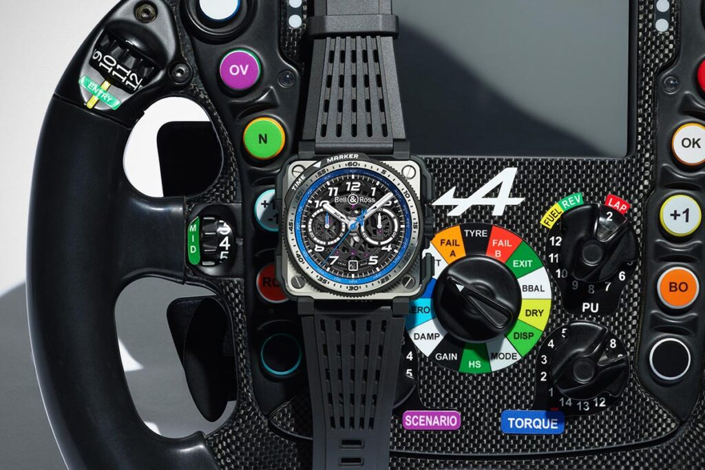 Bell & Ross Alpine F1 Team Watch Collection