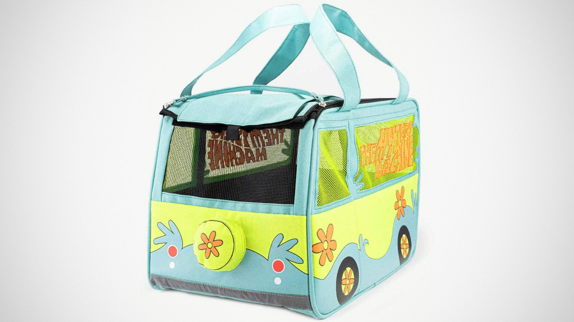 Buckle-Down Mystery Machine Van Pet Carrier